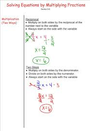 Solving Equations By Factoring Worksheet Solve Algebraic Equations