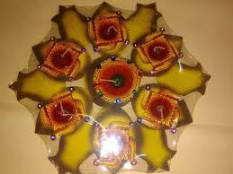 100 diya decoration for diwali at home 3 ways to decorate a