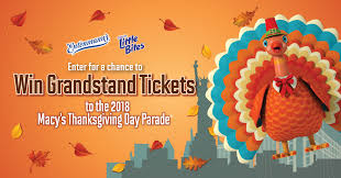 entenmann s macy s thanksgiving day parade sweepstakes 2018