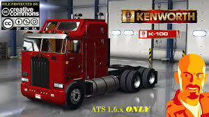 kenworth dealer kenworth k100 interior v1 0 by cyrusthevirus v1 6 x american