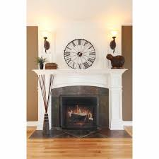 pleasant hearth fireplace screen guard black walmart com