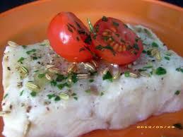 cuisiner du cabillaud recette de pavé de cabillaud aux graines de fenouil diététique