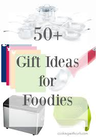 Ideas For Stocking Stuffers 50 Gift Ideas For Foodies Cooking With Curls