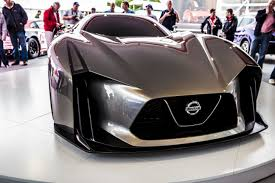 nissan supercar concept file nissan concept 2020 vision gran turismo front 2014 goodwood