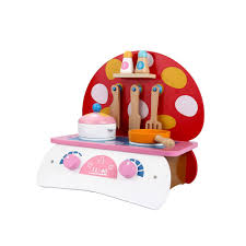 wooden kitchen toy food cooking toys baby pretend play a small wooden kitchen toy food cooking toys baby pretend play a small mushroom pretend play toy early education toys for children
