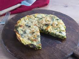 creme fraiche cuisine veggie and creme fraiche frittata recipe vitale cooking
