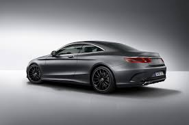 black mercedes bold in black mercedes s class coupe edition motor trend