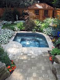 Best Hot Tub And Spa Designs Images On Pinterest Spa Design - Backyard spa designs