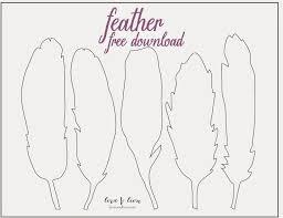 feather template eliolera com