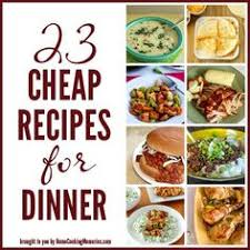 Dinner For Two Ideas Cheap 10 Dinners For 5 Cheap Dinner Recipes And Ideas Dinners