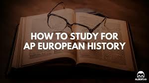 how to study for ap european history albert io