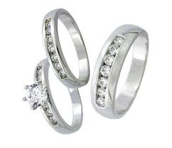 Walmart Wedding Ring Sets by Best Walmart Wedding Rings Sets For Him And Her Ipunya