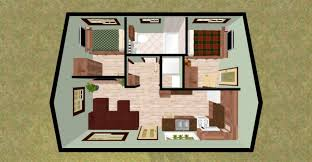 tiny house single floor plans simple small house blueprints 2