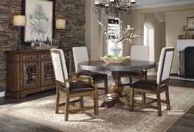 fancy metal top dining room table 23 with additional antique