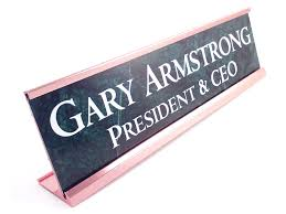 personalized desk name plates toastyimage com