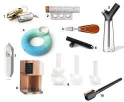 10 designer cannabis accessories to help you get lit design milk
