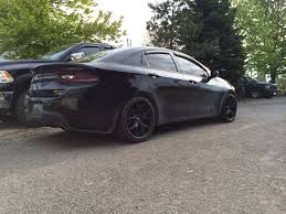 lowered dodge dart lowering and camber page 3