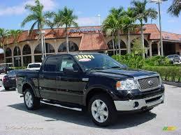 2008 ford f150 lariat supercrew 4x4 in black b22057 jax sports