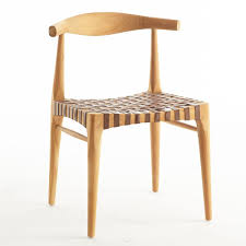 Woven Chairs Dining Woven Dining Room Chairs Rattan Wicker Seat Table And Leather