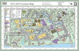 Miami University Map Campus Map And Directions In Baylor Roundtripticket Me