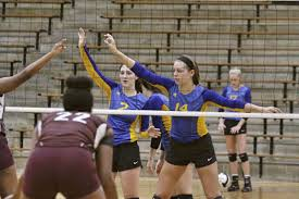 volleyball warriors headed back to muncie after pair of semistate