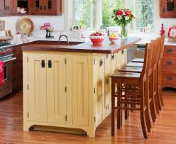 astounding kitchen decoration with l shape island with cream