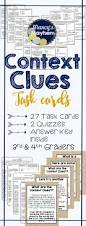 best 25 context clues games ideas on pinterest context clues