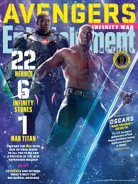 film marvel akan datang thanos melempar bulan avengers infinity war kembali membuat heboh