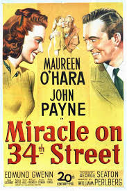 8 best miracle on 34th street images on pinterest christmas
