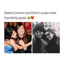 Selena Memes - dopl3r com memes selena gomez and demi lovato were friendship