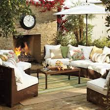 Springoutdoorlivingroomdesignideas - Outdoor living room design