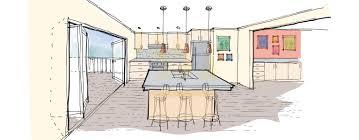 kitchen design sketch the layers of architectural design u2013 concepts app u2013 medium