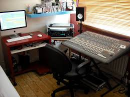 new desk build for bedroom studio pro audio community with