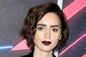 extensions for pixie cut hair lily collins ditches her pixie cut gets waist length extensions