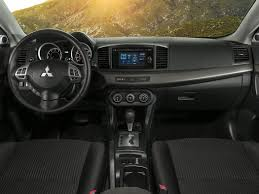 mitsubishi lancer 2016 interior 2015 mitsubishi lancer price photos reviews u0026 features
