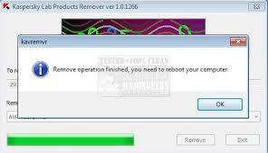 reset password kaspersky security center download kaspersky products remover majorgeeks