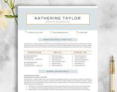 social media resume template cv by resume21 on creativemarket