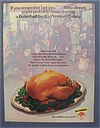 thanksgiving butterball turkey recipes cookbook 1st edition