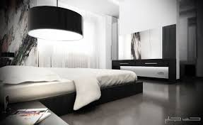 modern black and white bedroom inspirations home and design ideas