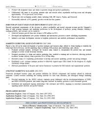 Sales And Marketing Manager Resume Examples by Marketing Operations Resume Example