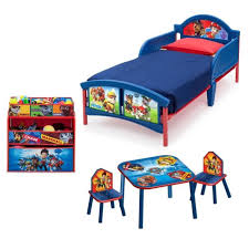 chambre d enfant complete pat patrouille pack chambre enfant complète avec lit meuble de