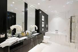 black and white bathroom ideas modern interior design inspiration