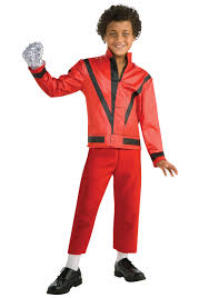 cool halloween costumes for kids boys kids michael jackson thriller jacket