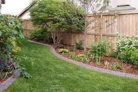 Flower Bed Border Ideas Simple And Cheap Flower Bed Edging Ideas U2014 Bitdigest Design