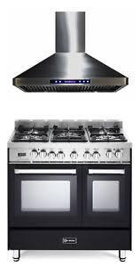 verona appliances dealers verona range 100 kitchen range verona vefsge365nde 36 pro style dual fuel gas range double oven