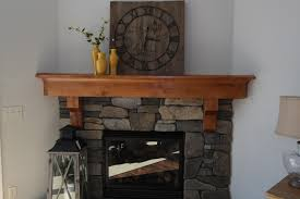 Mission Style Corbels Craftsman Style Mantel Amish Mission Mantel Clock With Craftsman