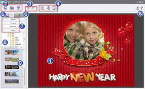 electronic greeting cards snowfox greeting card maker here to make greeting cards easily