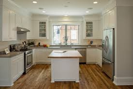 Kitchen Soffit Lighting Soffit Ideas Kitchen Craftsman With Painted Cabinets Kitchen Island