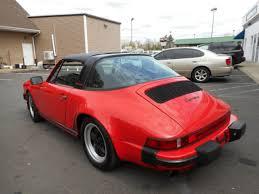 1986 porsche 911 targa porsche 911 1986 in southington waterbury manchester ct