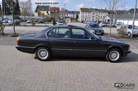 1992 bmw 7 series bmw 7 series 730i 1992 technical specifications interior and